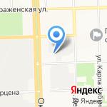 Кировский областной центр усыновления на карте Кирова