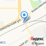Страховка43.РФ на карте Кирова