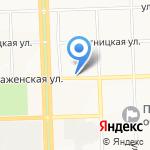 Промэлектроника на карте Кирова