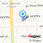 Строй-Ремо на карте Кирова