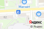 Схема проезда до компании ЛЕТО в Кирове