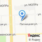 Юридический колледж Международной полицейской ассоциации на карте Кирова