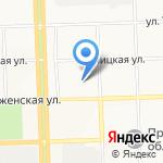 Red Garage на карте Кирова