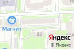 Схема проезда до компании Виктория в Кирове