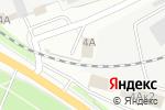 Схема проезда до компании Меком в Кирове