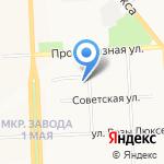 Исцеление на карте Кирова