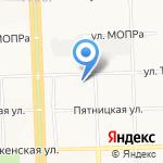 Формат на карте Кирова