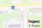 Схема проезда до компании Универсальный платежный сервис в Кирове