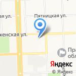 Ермак на карте Кирова