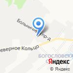 Иволга на карте Кирова