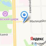 ГАЗмаркет.ру на карте Кирова