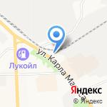 Визит на карте Кирова