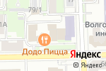 Схема проезда до компании Арт Лайф в Кирове