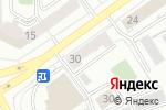 Схема проезда до компании Меркурий в Кирове
