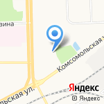 Форум-Лизинг на карте Кирова
