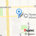 Янтарь на карте Кирова