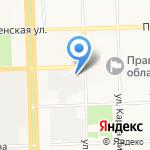 Волго-Вятское коллекторское бюро на карте Кирова