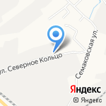 Мастерская художественной металлопластики на карте Кирова