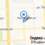 Росгосстрах-Жизнь на карте Кирова