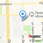 АвтоМакс на карте Кирова