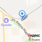 Лада Центр Киров на карте Кирова
