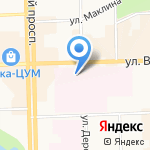 Нефро Совет на карте Кирова