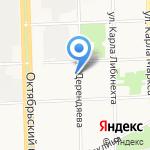 Арбитражный управляющий Козлов А.В. на карте Кирова