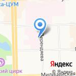 Росгосстрах-Медицина на карте Кирова