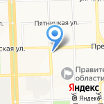 Нужный адрес на карте Кирова