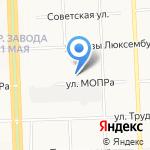 Альтаир-25 на карте Кирова