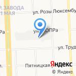 Мебельант на карте Кирова