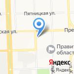 Avanti на карте Кирова