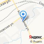Оптово-розничный магазин бижутерии и сувениров на карте Кирова