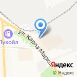 АВД Моторс на карте Кирова