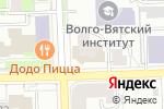 Схема проезда до компании Мировые судьи Октябрьского района в Кирове