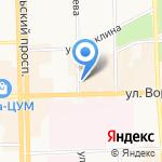 МОДА.RU на карте Кирова