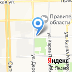 МузТорг на карте Кирова