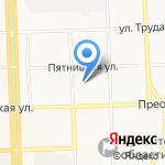 Мастерская по тонировке автостекол на карте Кирова