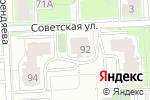 Схема проезда до компании КировПромТекс в Кирове