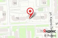 Схема проезда до компании Ам Пресс в Кирове