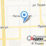 Центр по обслуживанию и сопровождению официальных сайтов мировых судей на карте Кирова