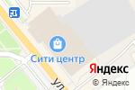 Схема проезда до компании Виналайт в Кирове