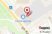 Схема проезда до компании Бюро43.ru в Кирове