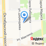 Comepay на карте Кирова
