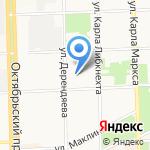 Universal service на карте Кирова