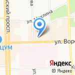 CARAMELO на карте Кирова