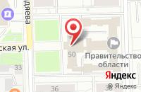 Схема проезда до компании Отделение социальной реабилитации для молодых инвалидов в Иваново