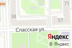 Схема проезда до компании Грин Лайт в Кирове