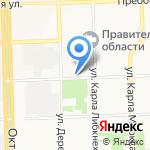 Ателье по ремонту одежды на карте Кирова
