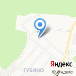 Васильки на карте Кирова